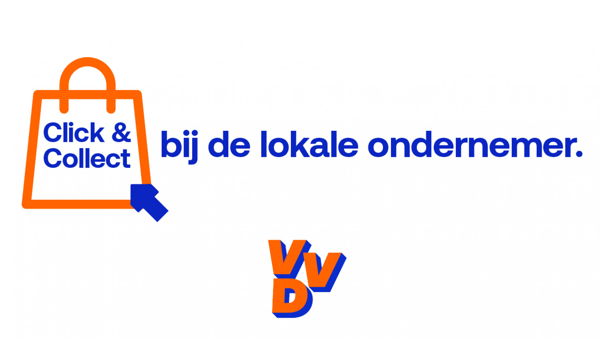 Click & Collect - Steun je lokale ondernemer.